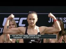 Fight Night Kansas City: Namajunas vs Waterson Weigh-in
