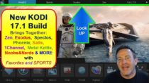 KODI 17 build brings together all the BEST RESOURCES together kodi add-ons