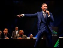 McGregor fala suas impressões do Tour para luta contra Mayweather