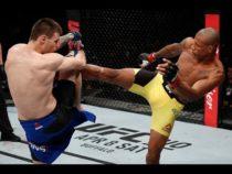 UFC Long Island: Top 4 nocautes e finalizações de Alex Cowboy