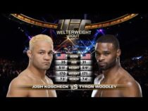 UFC 214 Free Fight: Tyron Woodley vs Josh Koscheck