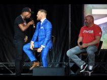 Dana White faz um balanço da Mayweather x McGregor World Tour